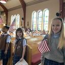 Military Appreciation Mass and Reception in honor of Veterans Day photo album thumbnail 3