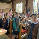Military Appreciation Mass and Reception in honor of Veterans Day photo album thumbnail 5