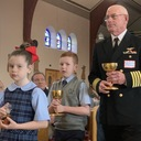 Military Appreciation Mass and Reception in honor of Veterans Day photo album thumbnail 7